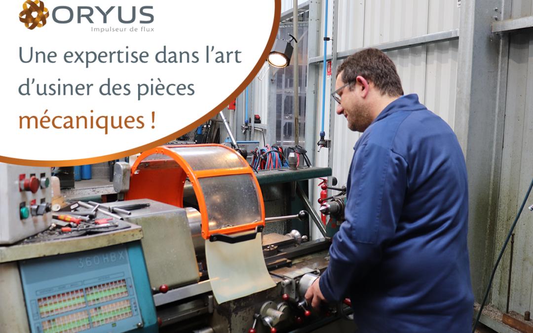 Sylvain ou l'art d'usiner des pièces conventionnelles et à façon